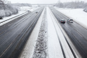 winter weather driving conditions